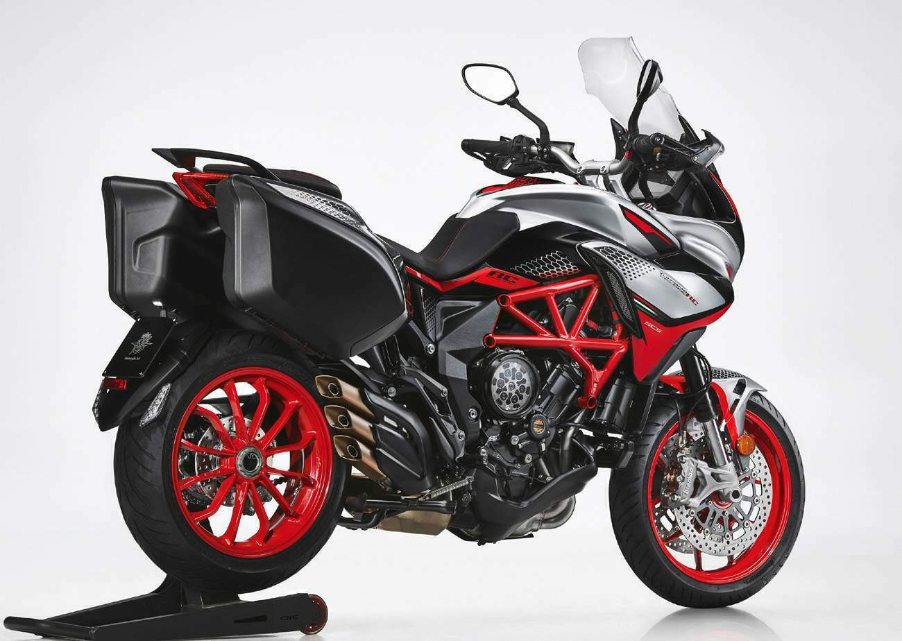 MV Agusta Turismo Veloce 800 RC SCS technical specifications